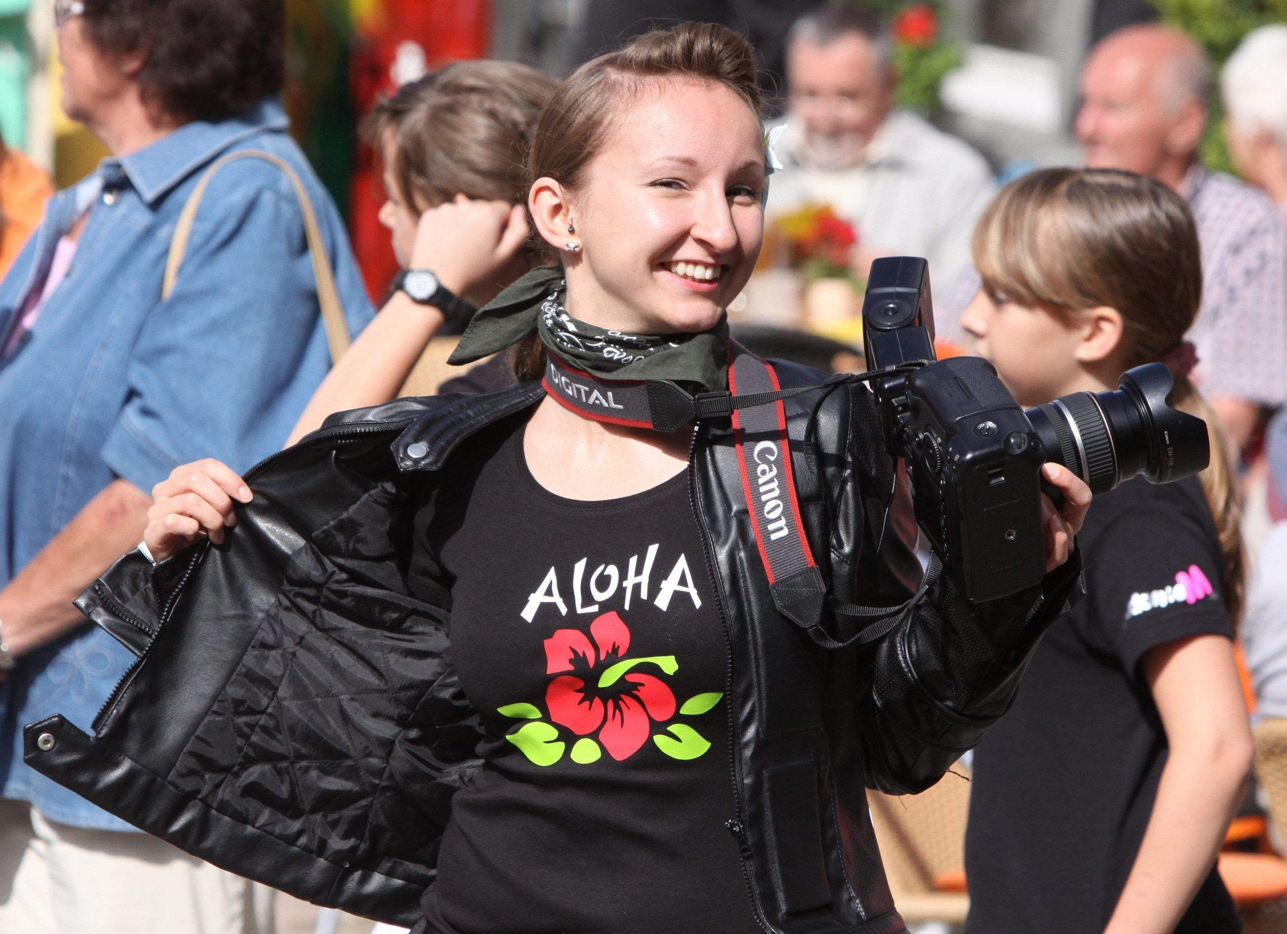 Brauchen Journalisten eine Haltung? – Der Kampf um die Seele einer Nachwuchsjournalistin