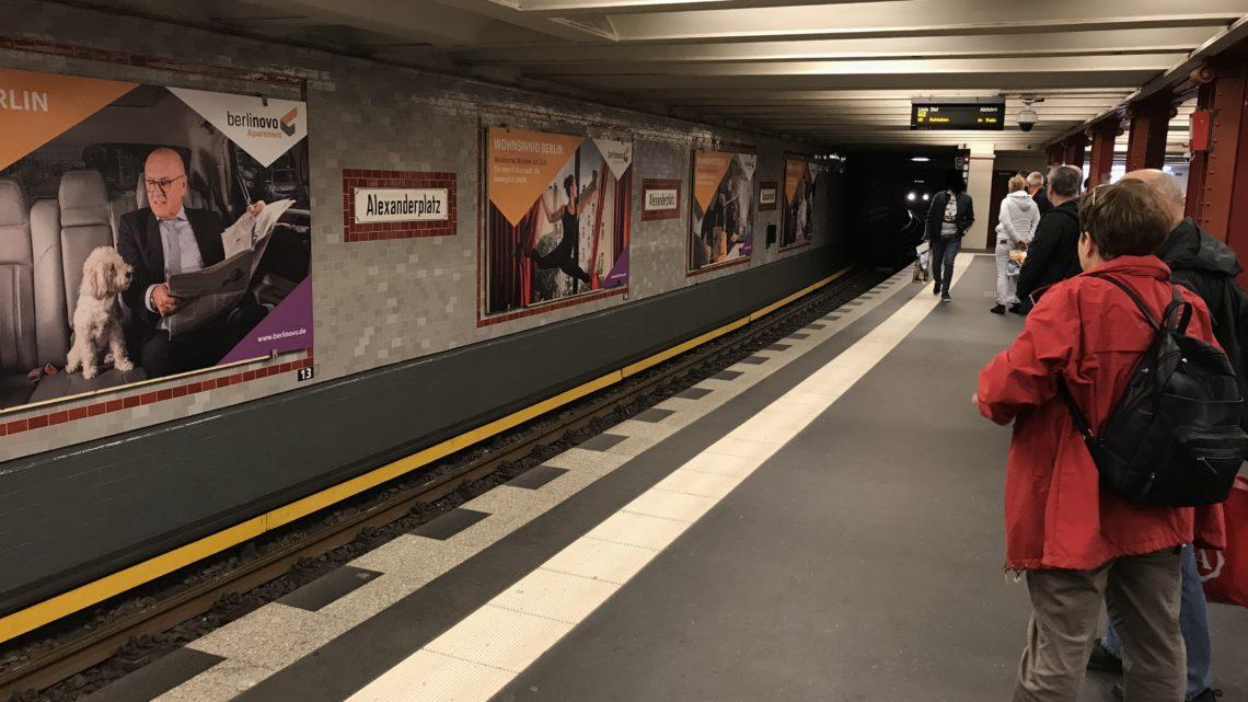 Flitzpiepen in der S-Bahn